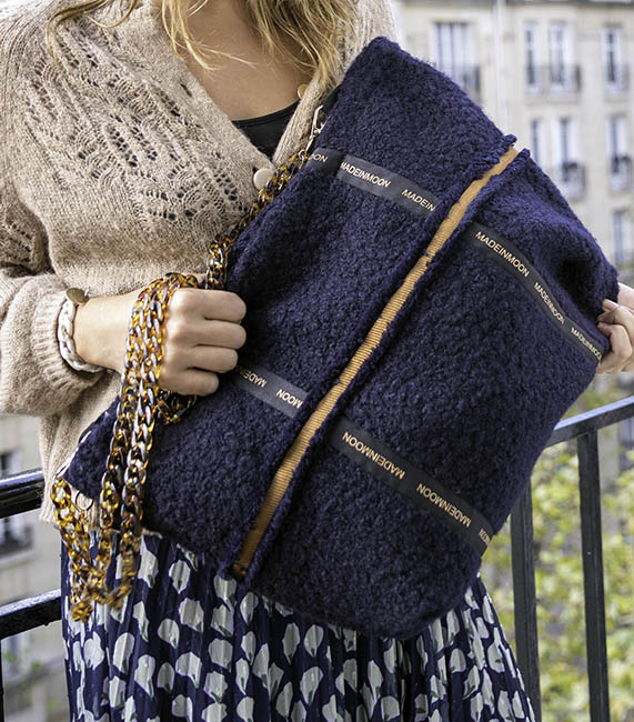 Made In Moon Paris Collection Bouclette 2021